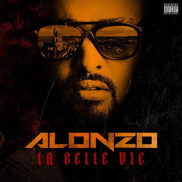 Alonzo - La belle vie - EP Cover