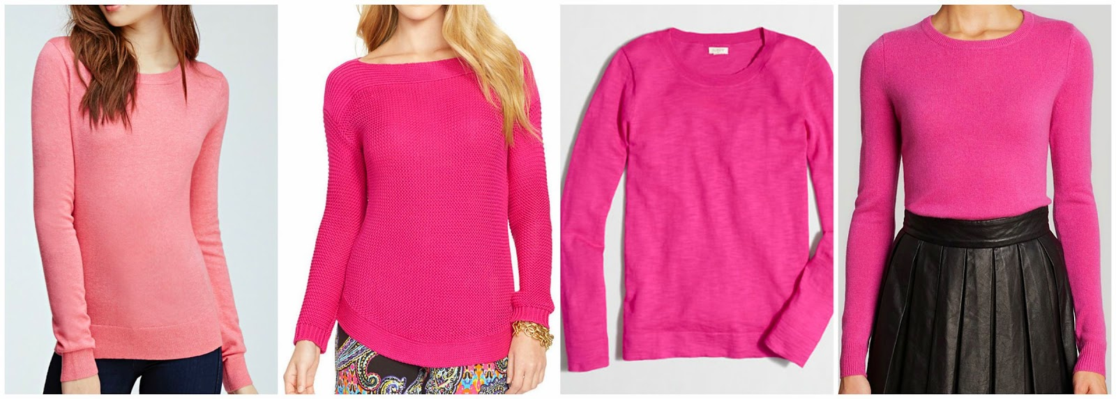 Bright Pink J Crew Sweater Pink Fes And To Get T