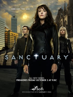Baixar Sanctuary 3ª Temporada HDTV RMVB Legendado