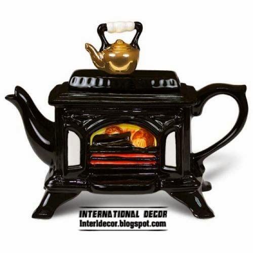 20 Unique tea kettle and teapots 2014, the best collection