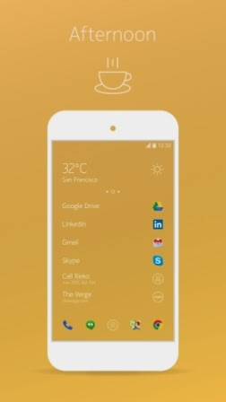 Nokia rilis aplikasi Z Louncher Beta untuk Android