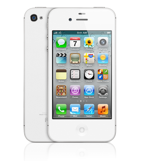 Iphone 3GS Via In WHite