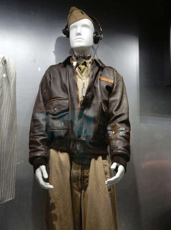 Unbroken Bombardier movie costume