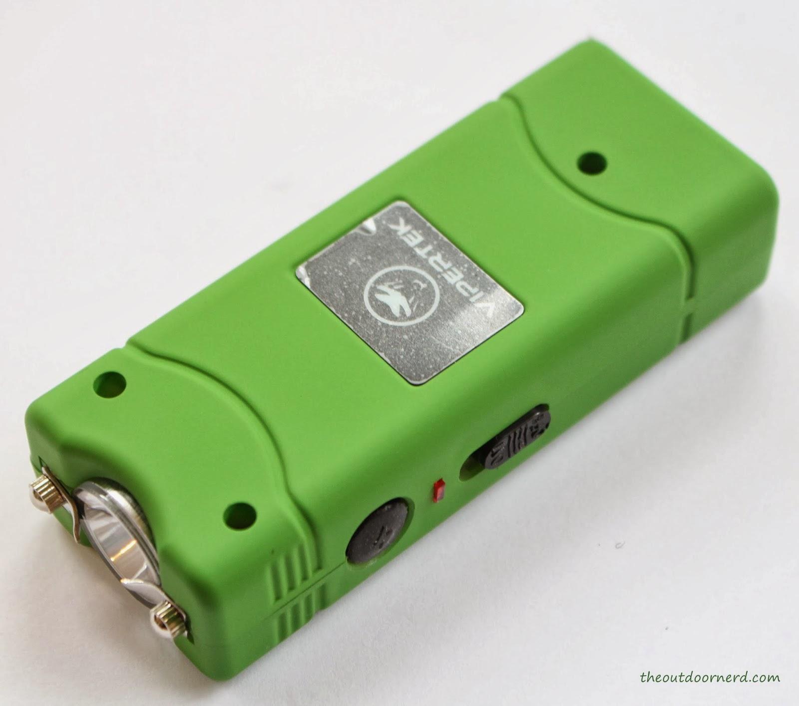 Vipertek VTS-881: Closeup Of Green Model