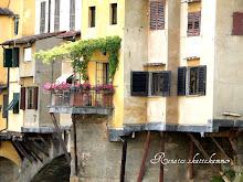 Gamlebroen i Firenze