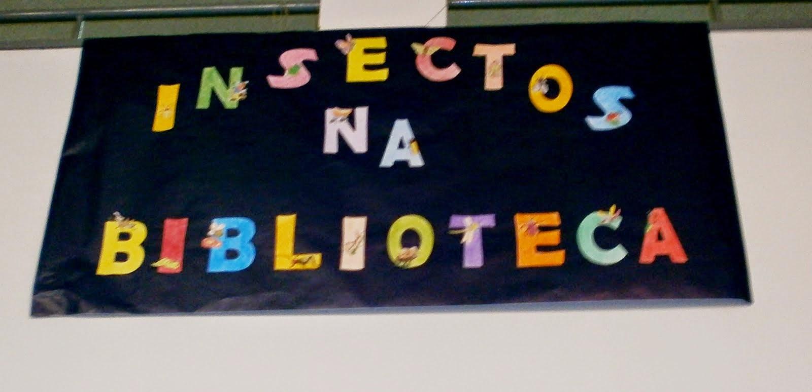 """Proxecto """"os insectos"""""""