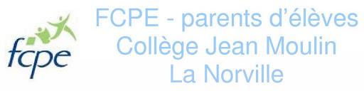 Collège Jean Moulin La Norville - parents FCPE
