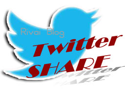 Cara membuat tombol share twitter valid html 5