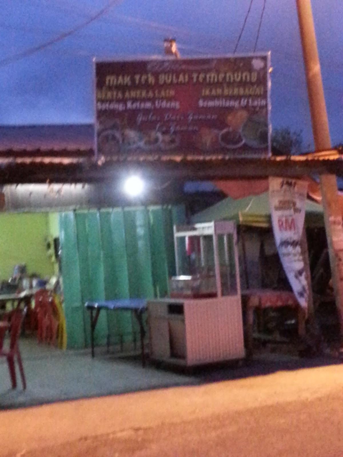 Jom Pekena Gulai Ikan Temenung Mak Teh Kuala Sanglang