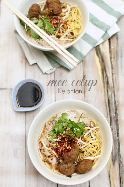 Mee Celup Kelantan Sangat Sedap Masam Manis