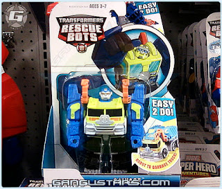 Hasbro Takara TransformersRescue Bots Salvage トランスフォーマー