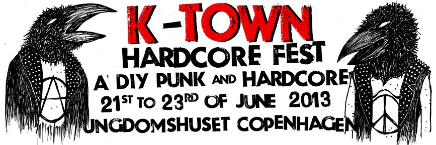 K-TOWN HARDCORE FEST 2013