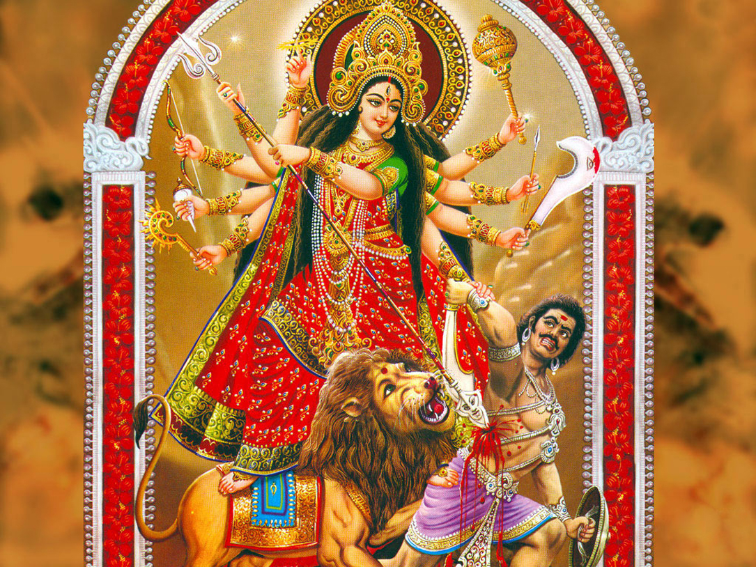 Chamunda Maa Wallpaper