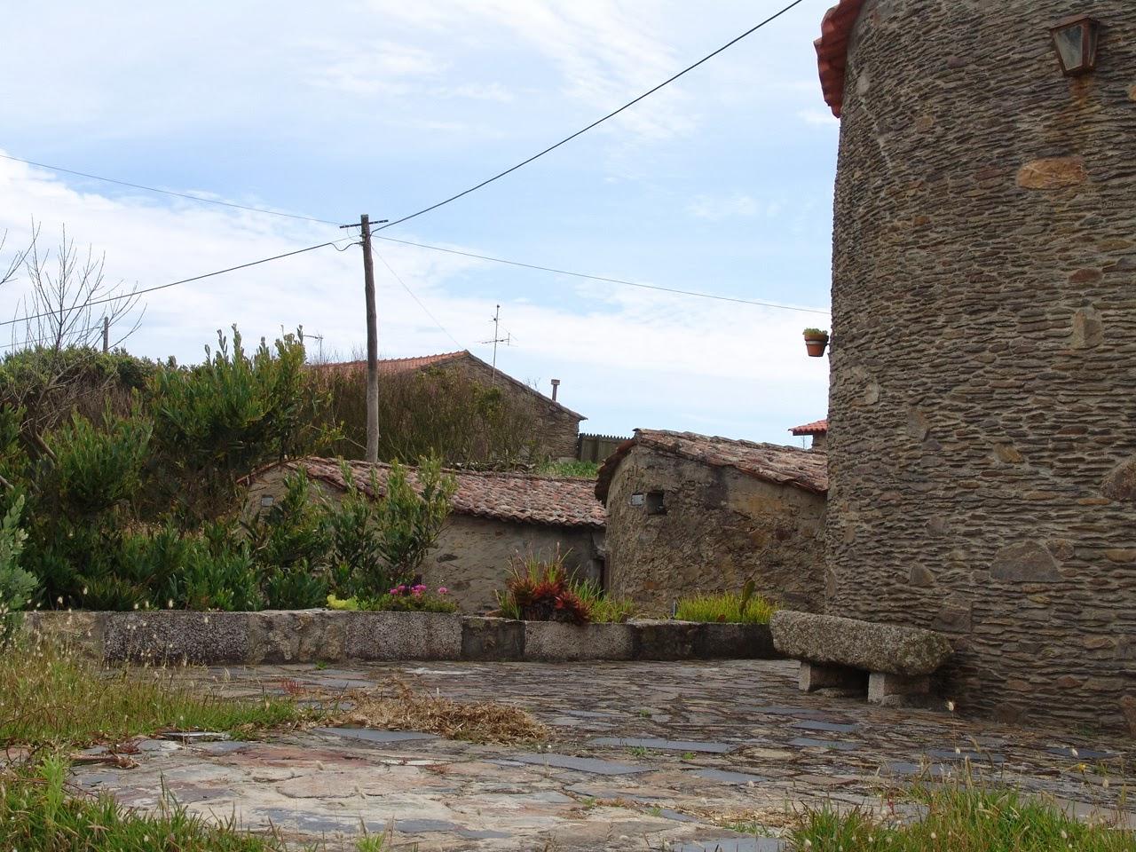 Banquinho de pedra