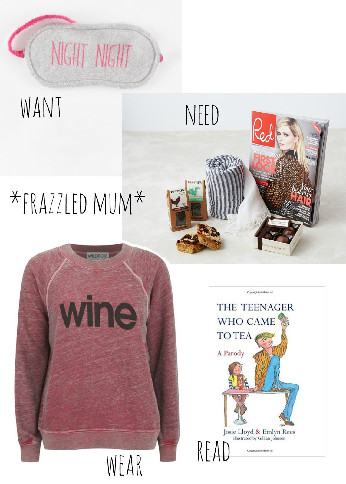 mamasvib v i buys the simple christmas gift guide for busy mums under pressure