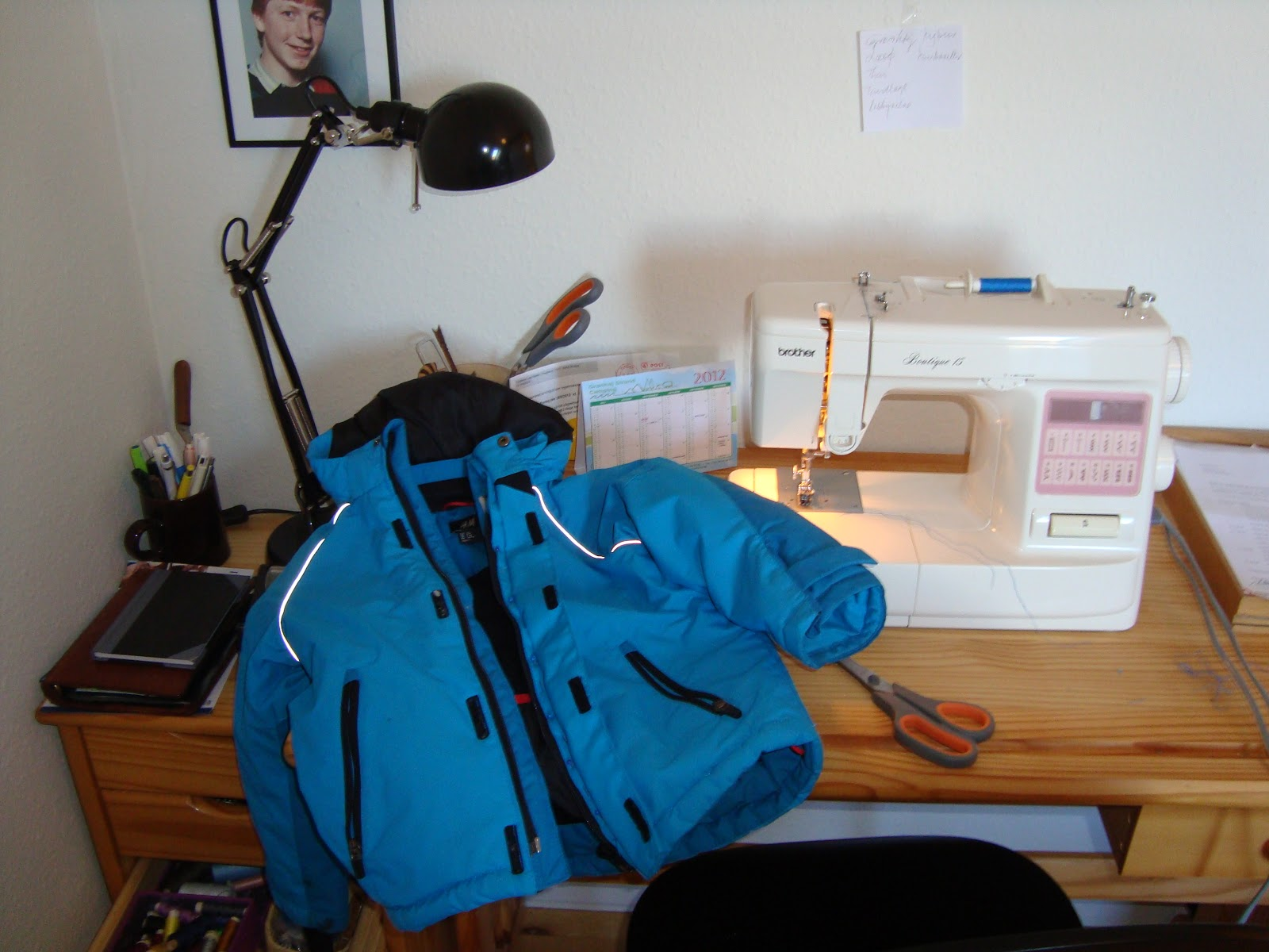 reparation af tøj