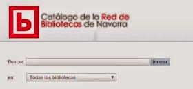 Busca ese libro, esa película en las Bibliotecas de Navarra
