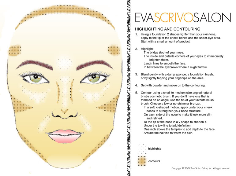 I Need Help Knowing What Order To Put My Face Makeup In