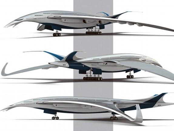Pesawat Canggih Ini Mampu Terbang Tanpa Henti