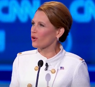 michelle michele bachmann white jacket fashion politics