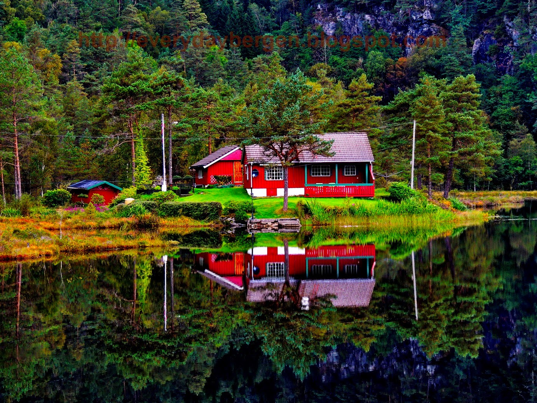 Barsvatnet, Osterøy