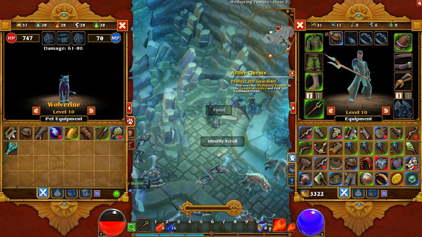 f9 how to sell your items in torchlight 2. Black Bedroom Furniture Sets. Home Design Ideas
