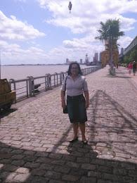 Eu, nas Docas-Belém do Pará-