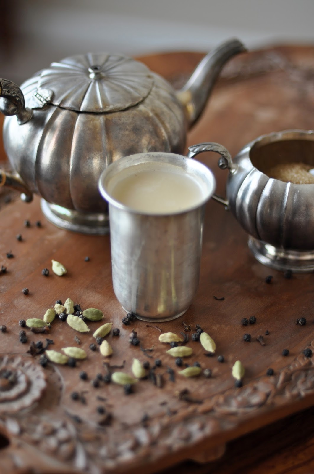 Masala Chai Tea Recipe — Dishmaps