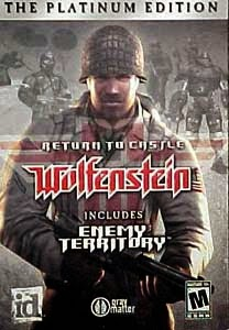 Ruturn to Castle Wolfenstein Enemy Territory