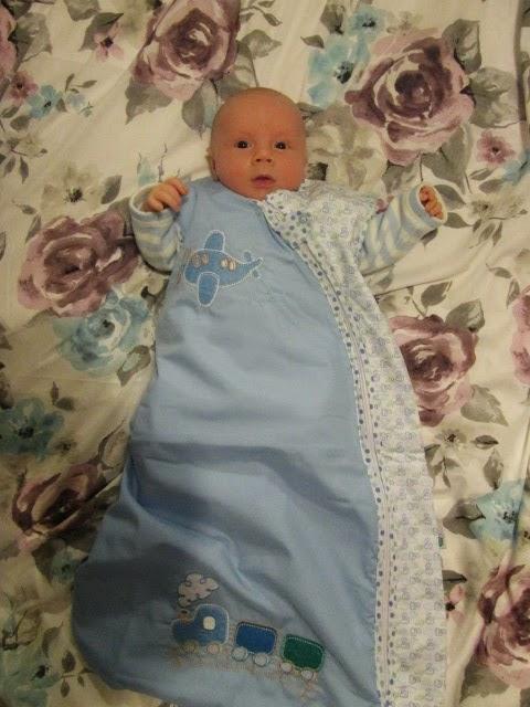 What Blake Wore Slumbasac Baby Sleeping Bags Joanna