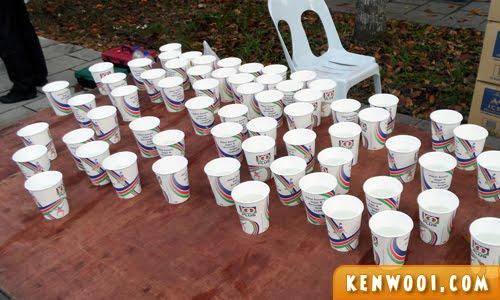 kl marathon 2012 refreshment