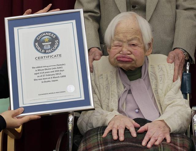 world's oldest woman ever