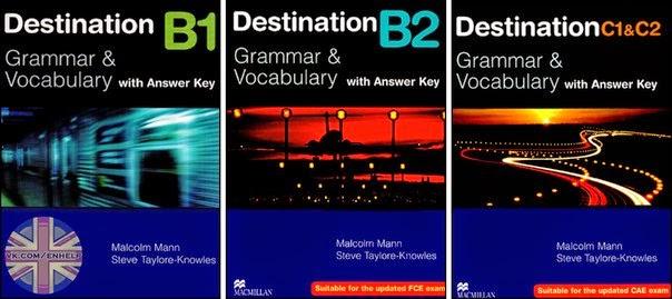 Destination B1,B2,C1&C2 Grammar and Vocabulary