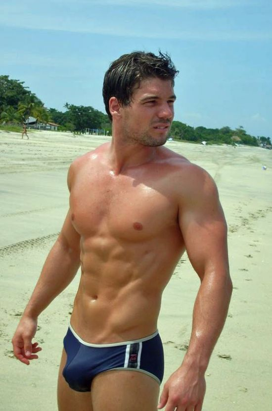 speedo bulge