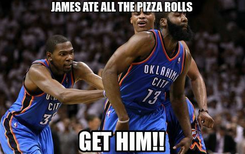 Mutated into memes using nba memes kevin durant
