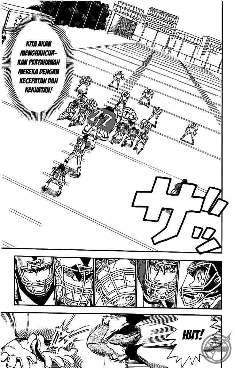 Komik eyeshield 21 018 - dunia dengan kecepatan cahaya 19 Indonesia eyeshield 21 018 - dunia dengan kecepatan cahaya Terbaru 15|Baca Manga Komik Indonesia|