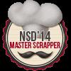 Gotta Pixel Master Scrapper 2014