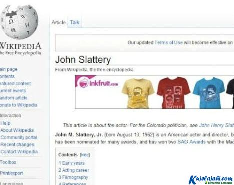 Hati-hati, Ternyata Ada Malware di Wikipedia - Kujelajahi.com