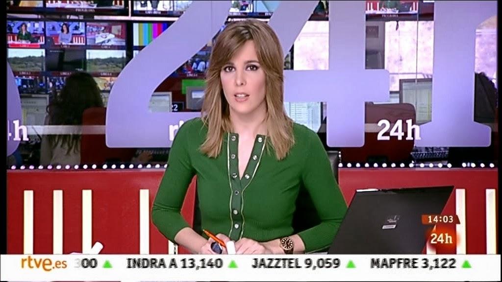 ANA IBAÑEZ, LA MAÑANA EN 24H (29.01.14)