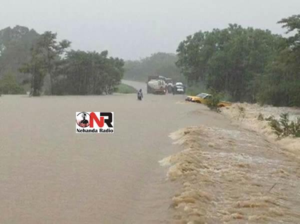 Inondations au Zimbabwe