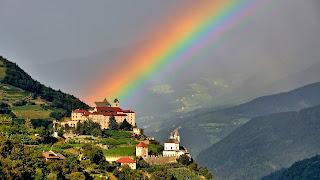 al final del arcoiris hay un pueblo de cuento
