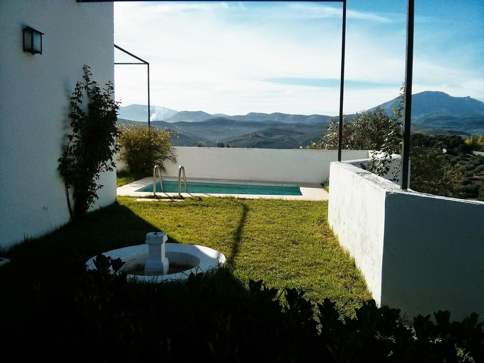 Villa Turística de Priego - Piscina privada