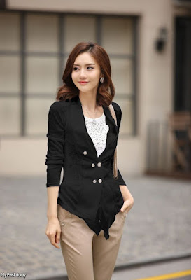 Model Baju Casual Korea 2016