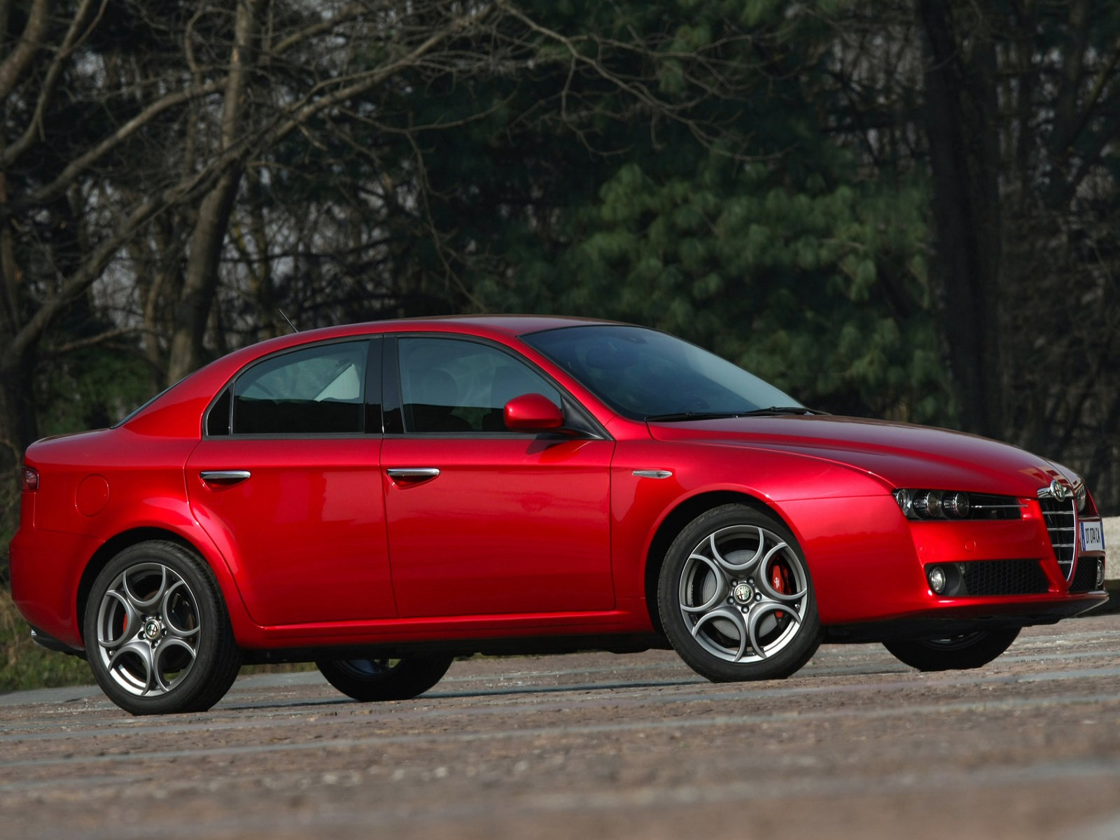 2010 Alfa Romeo 159 1750 TBi CAR WORLD