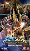 Saint Seiya 2014 movie Legend of Sanctuary poster GSC malaysia
