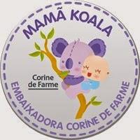 EMBAIXADORA MAMÃ KOALA