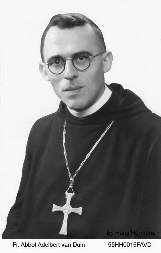 Fr Abbott, 1955
