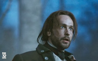 Death blow Ichabod Crane Sleepy Hollow Tom Mison