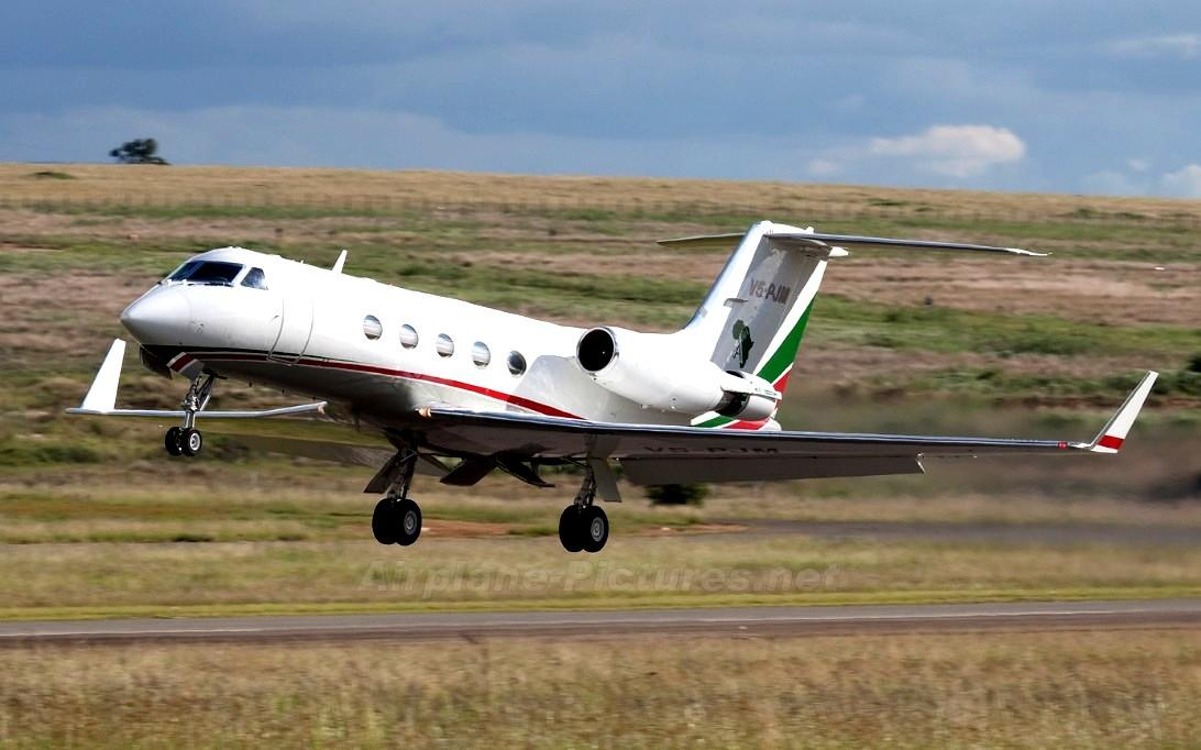 Gulfstream III Aircraft Wallpaper 2