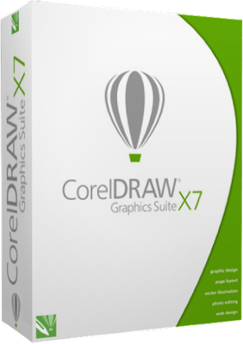 Download Corel draw graphics suite X7 32 e 64 bits + ativador